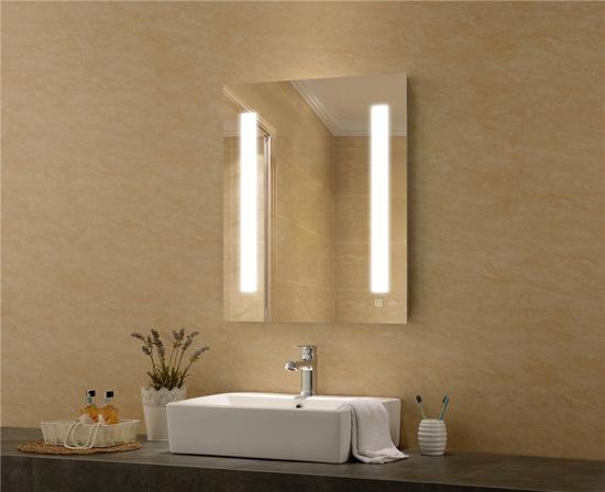 Libertylighted Mirror Bathroom Mirror Defogger