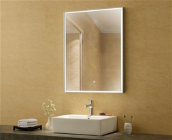 Helios lighted mirror